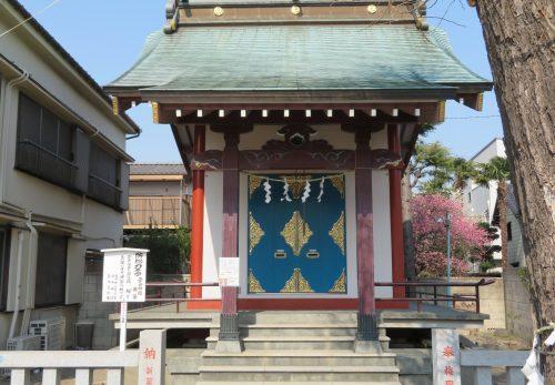梅田 稲荷神社